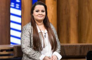 Dupla com Maraisa, Maiara culpa bebida após tombo em show: 'Todo mundo no vinho'