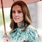 Grávida, Kate Middleton não levou filho, George, ao 1° dia de aula por mal-estar