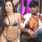 Anitta, de biquíni em clipe, causou ciúmes em mulher de MC Zaac: 'Printou foto'