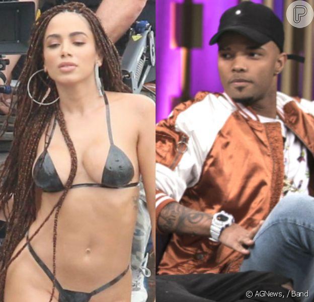 Anitta, de biquíni em clipe, causou ciúmes em mulher de MC Zaac