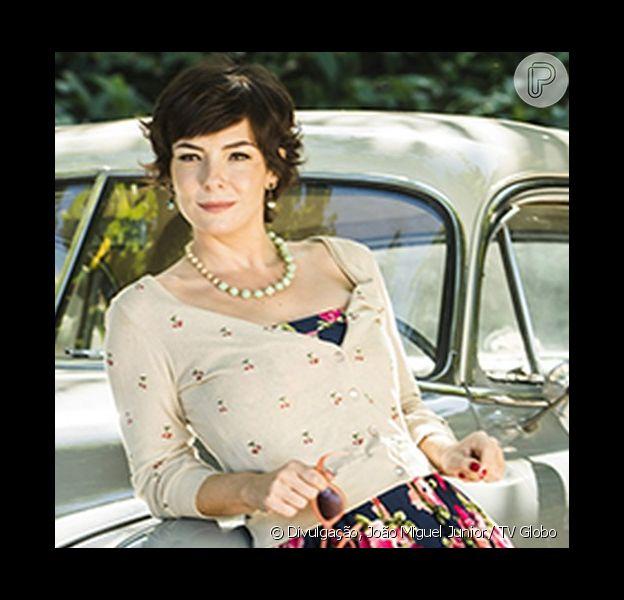 Regiane Alves é Marli, uma prostituta independente e apaixonada, na série 'Cidade Proibida' que estreia em 25 de setembro de 2017, na TV Globo