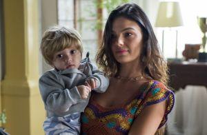 'A Força do Querer': Ritinha deixa Zeca intrigado sobre o filho. 'Podia ser seu'