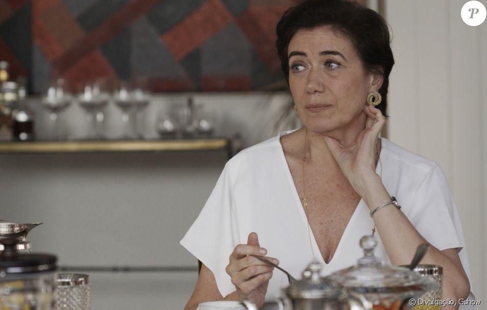 Silvana (Lilia Cabral) vira refém de agiota em sua própria casa, na novela 'A Força do Querer', a partir de 5 de outubro de 2017