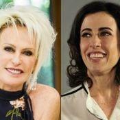Ana Maria Braga oferece café a Fernanda Torres após falha da produção:'Tomo chá'