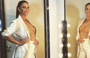 Ivete Sangalo anuncia segunda gravidez, de gêmeos: 'Mamãe puro suingue!'