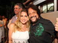 Letícia Spiller tem participação em show de Tunai cancelada por 'Salve Jorge'