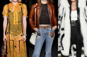 acd650bce Selena Gomez aposta em estilo country para a NYFW. Veja looks de mais  famosas!