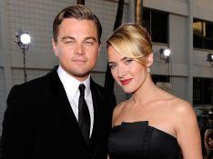 Kate Winslet nega romance com Leonardo DiCaprio após flagra: 'Leiloamos jantar'