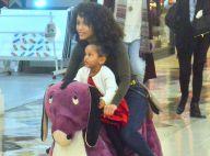 Tais Araújo relata escolhas da filha de 2 anos: 'Contrária a tudo que acredito'