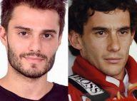 Hugo Bonemer fará Ayrton Senna em musical:'Estou apavorado! Mas não é biografia'