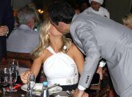 Ticiane Pinheiro ganha beijo de Cesar Tralli em jantar beneficente em SP. Fotos!