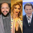 Tiago Abravanel defendeu a sua colega de 'Popstar', a apresentadora Fernanda Lima em polêmica com o seu avô, Silvio Santos