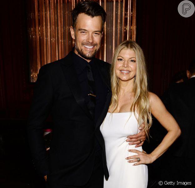 Fergie anunciou o fim do casamento de oito anos com Josh Duhamel dias antes do show no Rock in Rio