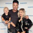 Fergie e Josh Duhamel são pais de Axl, de 4 anos