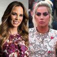 Ana Furtado, em meio a memes a seu respeito, usa rede social para lamentar ausência de Lady Gaga no Rock in Rio
