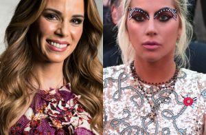 Ana Furtado, alvo de memes, lamenta ausência de Gaga no RIR:'Sou little monster'