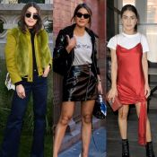 It-girl Camila Coelho capricha nos looks para a New York Fashion Week. Fotos!