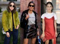 It-girl Camila Coelho capricha nos looks para a New York Fashion Week. Fotos!