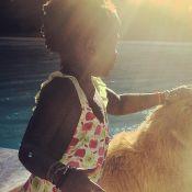 Giovanna Ewbank festeja aniversário com foto da filha, Títi: 'Resume felicidade'