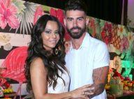 Após separação, Viviane Araujo e o ex-noivo, Radamés, disputam apartamento