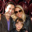 Cesar Tralli, noivo de Ticiane Pinheiro, não está ansioso para o seu casamento: 'Estou tranquilão também. Nós dois já fomos casados e somos objetivos'