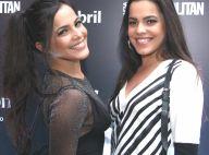 Irmã da ex-BBB Emilly, Mayla ajuda gêmea a montar looks: 'Personal stylist dela'