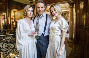 Barbara França viverá triângulo amoroso em novela: 'Fica com Vicente ou Arthur'