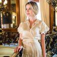 Barbara França será a meiga Celina na novela 'Tempo de Amar': 'O público pode esperar muita doçura dela, porque ela parece uma bonequinha e se veste assim'