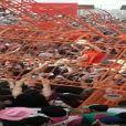 Pabllo Vittar reúne multidão, que pede show da cantora Palco Mundo nesta sexta-feira, dia 15 de setembro de 2017