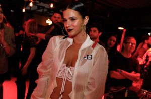 Bruna Marquezine, de top e short, arrasa com estilo sporty chic no Rock in Rio