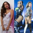 Anitta, convidada por Fergie para Rock in Rio, parabeniza Pabllo Vittar por show neste sábado, dia 17 de setembro de 2017