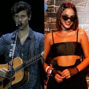 Shawn Mendes, após show no Rock in Rio, segue Bruna Marquezine no Instagram