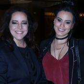 Leticia Lima adia planos de filhos com Ana Carolina: 'Quero ser mãe, não agora'