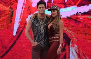 Lucas Veloso engata romance com bailarina que beijou no 'Dança dos Famosos'