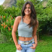 Giulia Costa, ansiosa com pré-vestibular, entrega gula: 'Doces, sou uma formiga'