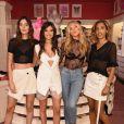 Sara Sampaio é angel da Victoria's Secret. Após encontro com modelos, Neymar passou a segui-las em seu perfil do Instagram