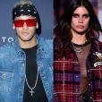 Neymar e a modelo portuguesa Sara Sampaio estão juntos, afirma o colunista Leo Dias, do jornal 'O Dia'