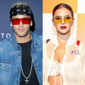 Depois de Bruna Marquezine, Neymar aposta em óculos de lentes coloridas. Fotos!