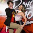 Ao Purepeople, Lucas Veloso negou os rumores de romance com a bailarina Nathália Melo