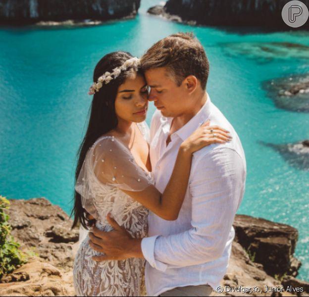 Casamento da ex-BBB Munik Nunes será realizadp na Igreja Pequeno Grande no dia 3 de outubro, em Fortaleza