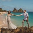 O vestido de noiva da ex-BBB Munik Nunes será assinado pela estilista Solange Sahdo