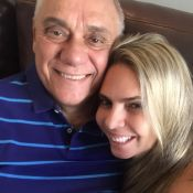 Namorada de Marcelo Rezende é despejada da casa do jornalista: 'Geraldo acolheu'