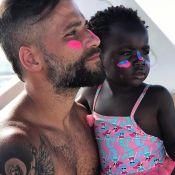 Bruno Gagliasso homenageia a filha, Títi, com rap: 'Não é bonitinha, é rainha'