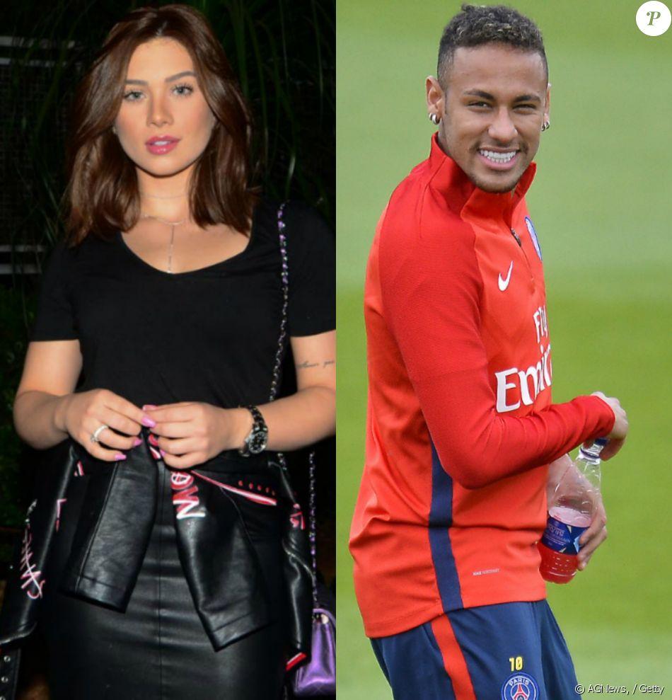 Flávia Pavanelli nega affair com Neymar e declara apenas amizade