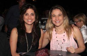 Fernanda Gentil assumiu namoro com jornalista ao pai por telefone: 'Whatsapp'