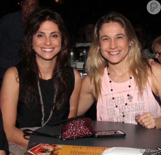 Fernanda Gentil assumiu namoro com jornalista ao pai por telefone