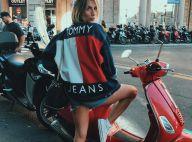 Giovanna Ewbank, em Milão, lista o que não pode faltar em mala de viagem:'Jeans'