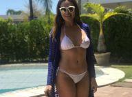 Solange Almeida elege modelo ideal de biquíni: 'Lacinho com cortininha'. Foto!