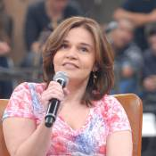 Claudia Rodrigues tem alta após sofrer com esclerose múltipla: 'Estou aliviada'