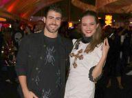 Juliana Paiva e Juliano Laham curtem RIR e afastam rumor de fim de namoro. Fotos